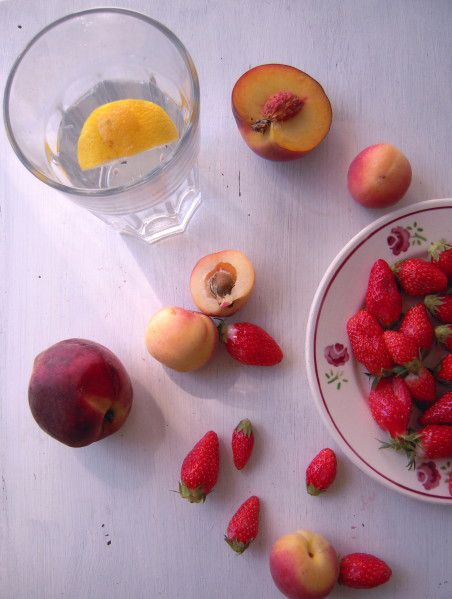 Charlotte aux fruits
