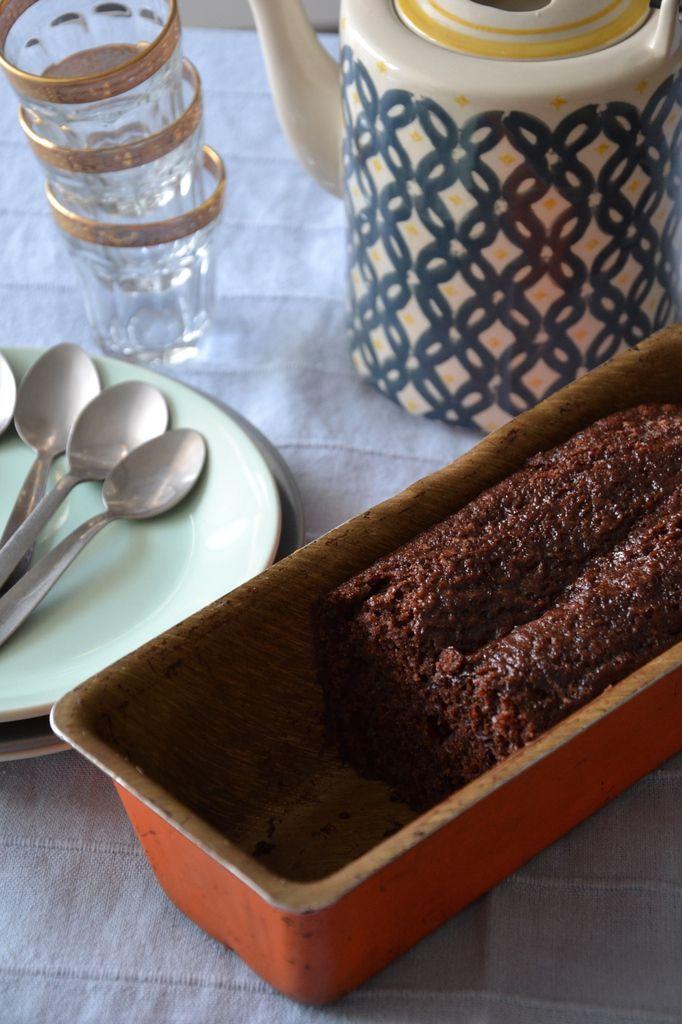 """Le """"mi-fondant mi-moelleux"""" au chocolat, sans oeufs"""