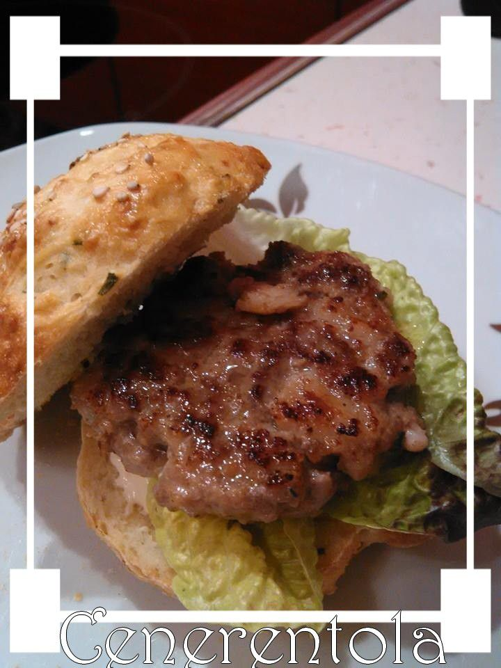 Pain express et burger