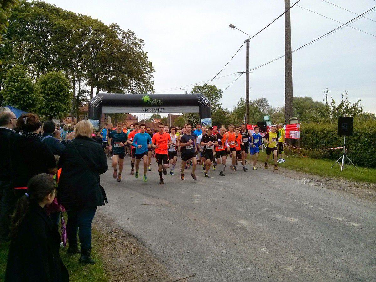 Trail des Bours Six Côtes