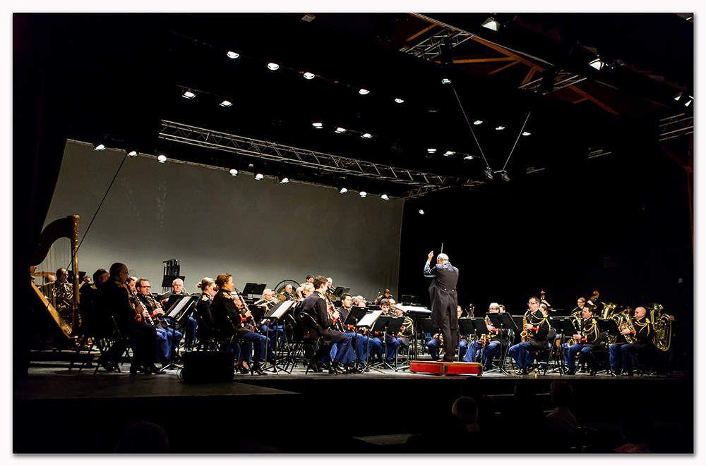Concert de l'Orchestre de la Garde Républicaine