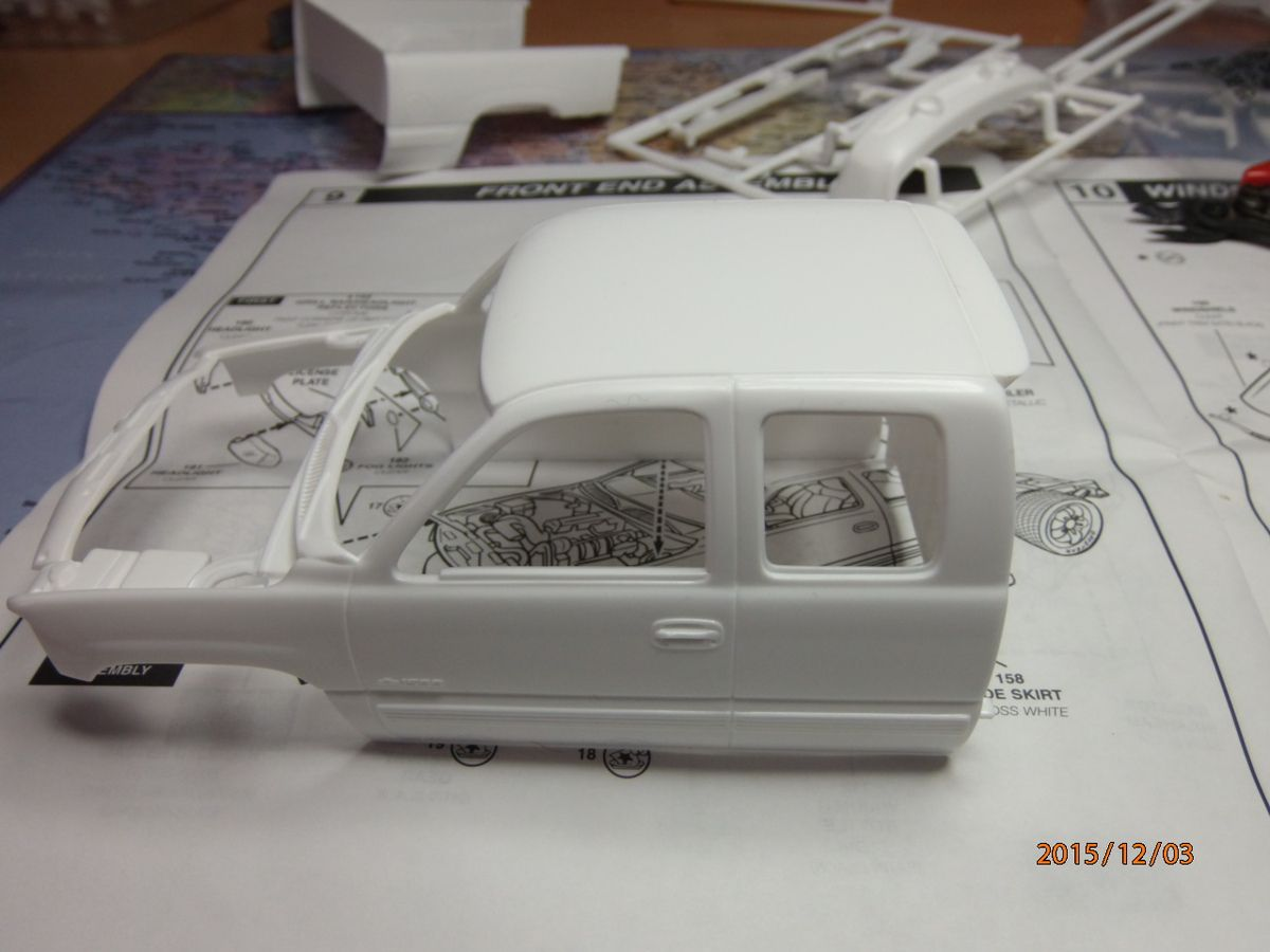 Custom Silverado and Wawerider boat     2/...