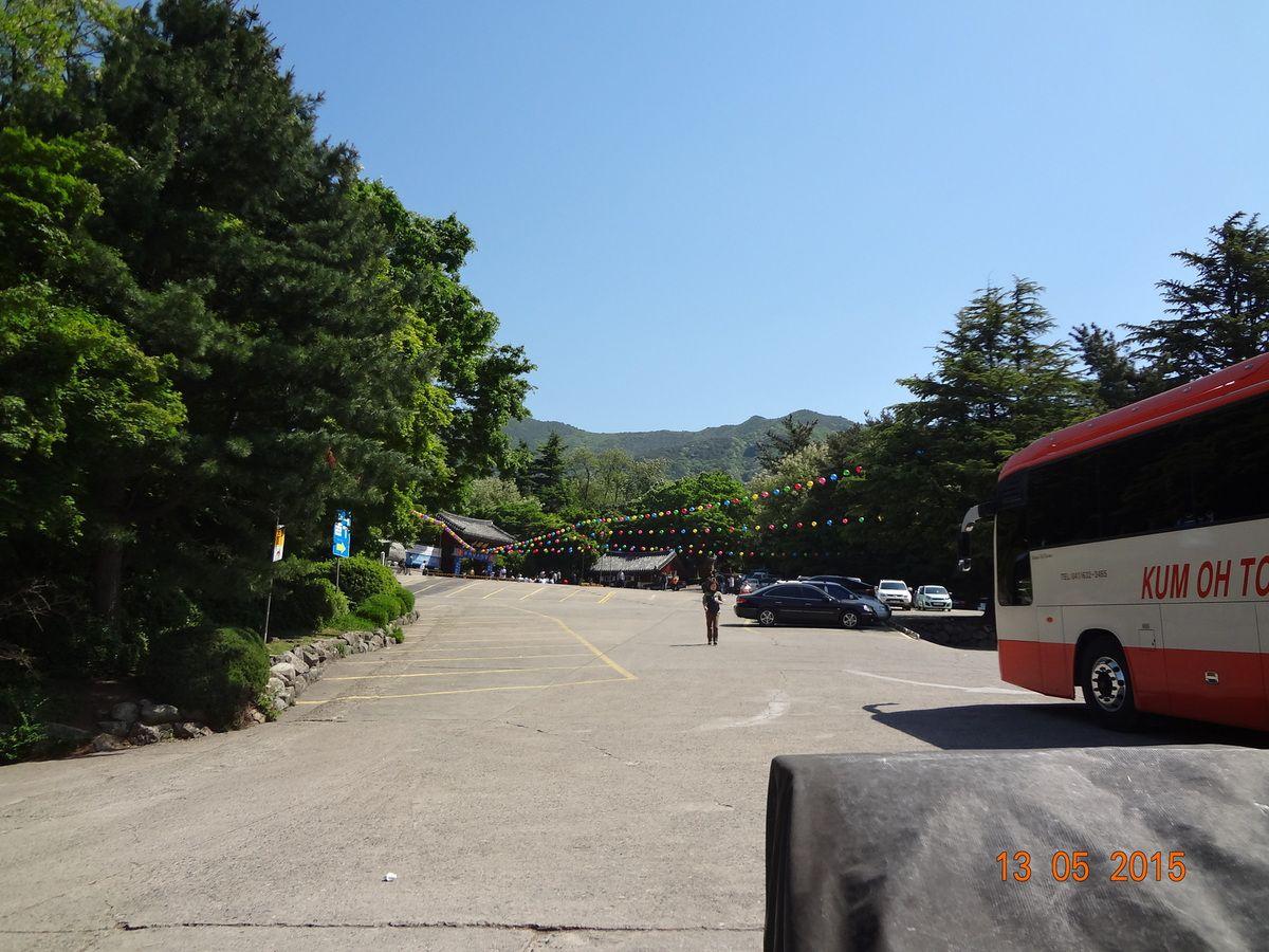 Intermède touristique 1 - Gyeongju