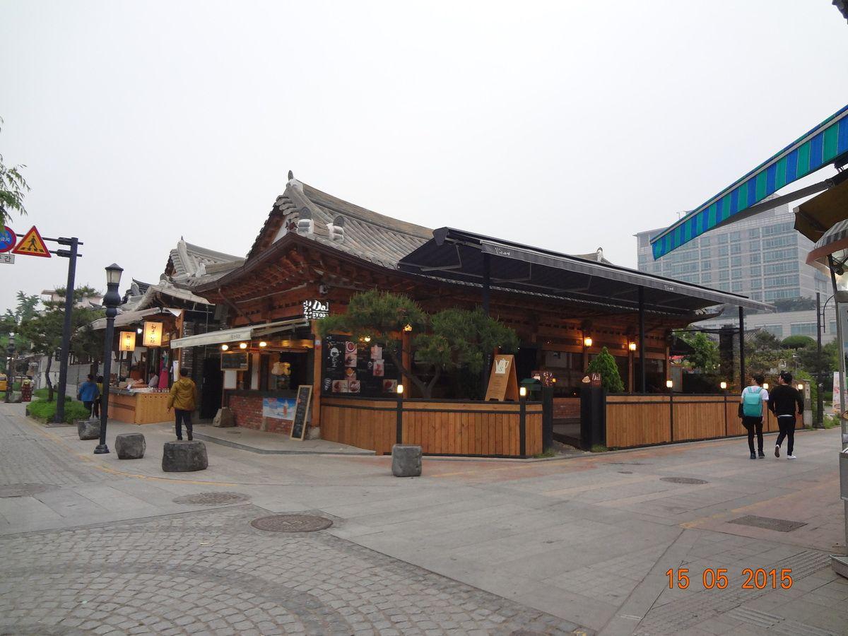 Intermède touristique 2 - Jeonju