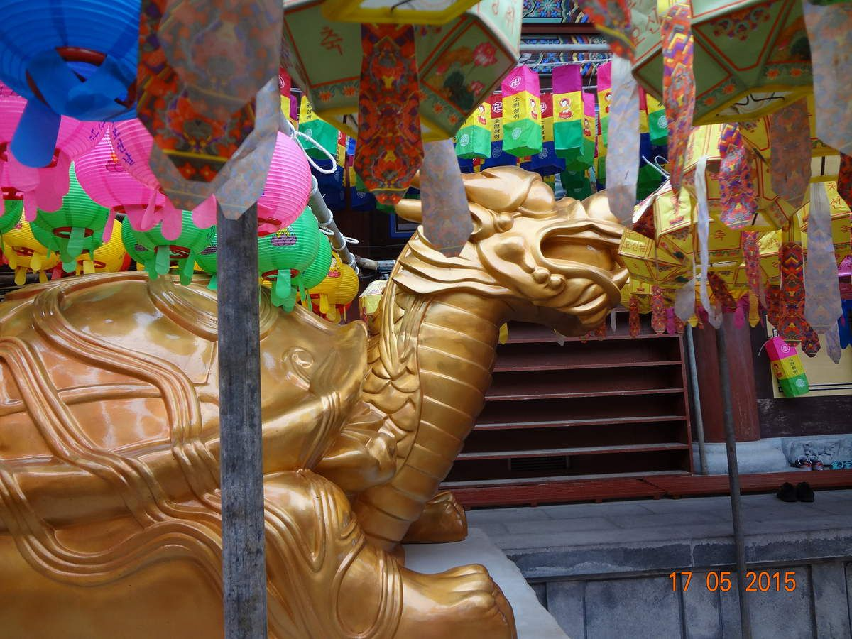 Intermède touristique 3 - Busan