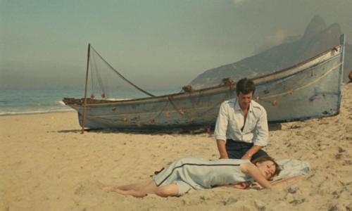 Une influence, L'homme de Rio, film de Philippe de Broca