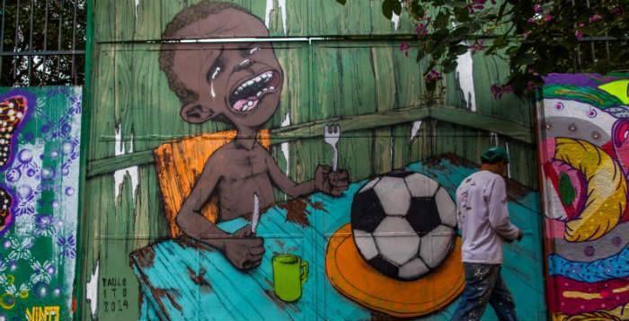 Le futur du football au Brazil...