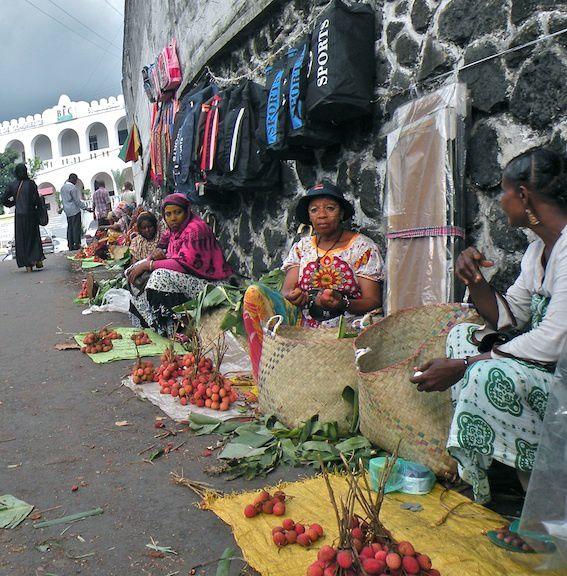 Pour les Comoriens, abriter un fou dans sa famille  est souvent considéré comme honteux. (photo LD)