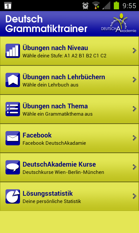 android deutsch