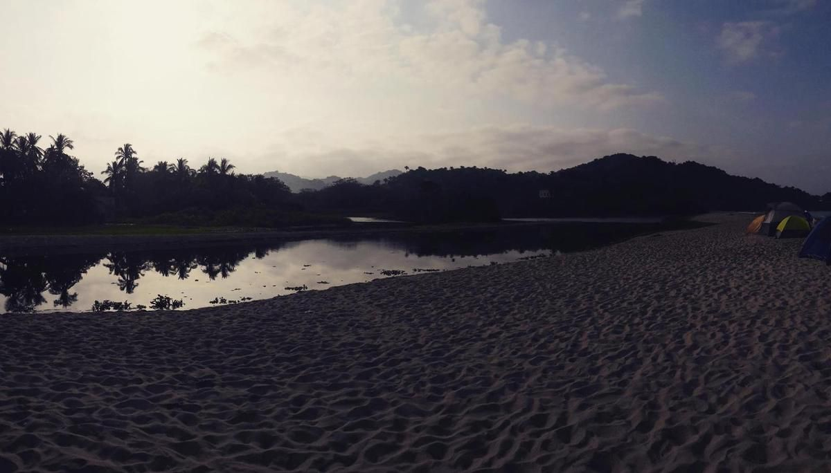 Playa de San Pancho - Nayarit