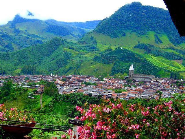 Antioquía, en el noroeste de Colombia.