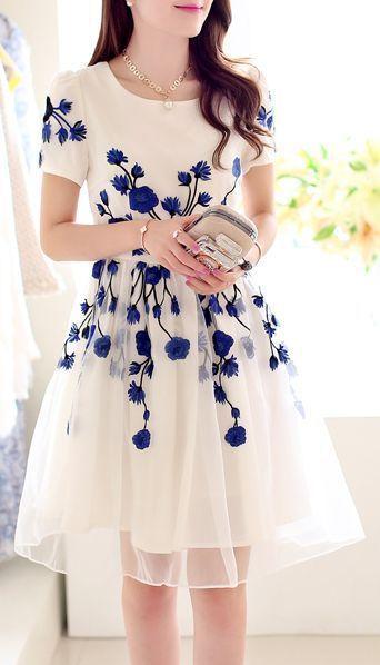 El encanto de los vestidos vintage