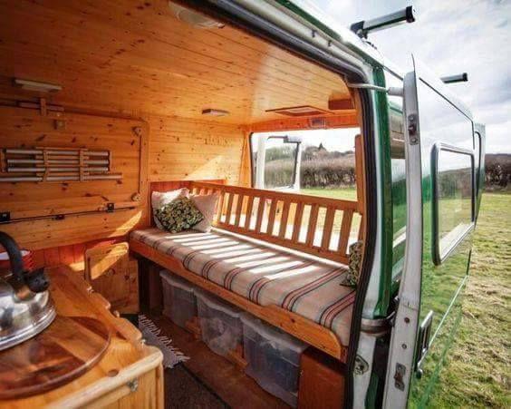 ¿Podrías vivir en una caravana?