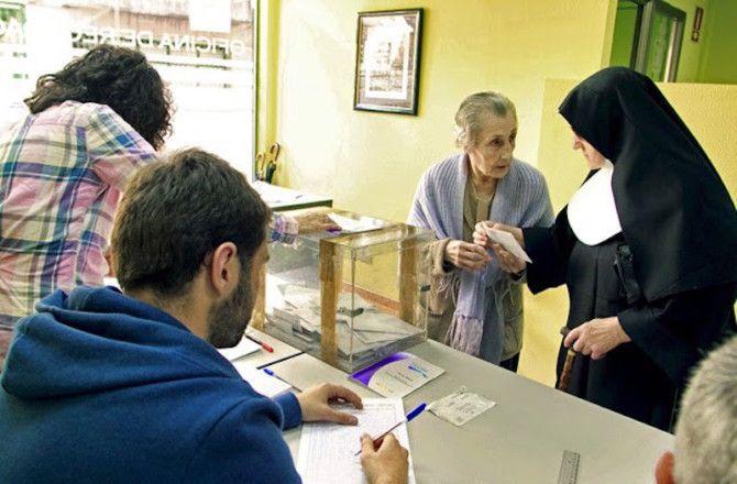 Dirigentes del PP de Lugo, imputados por llevar a votar a enfermos de Alzheimer