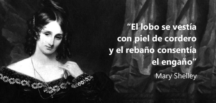 Citas de Mary Shelley