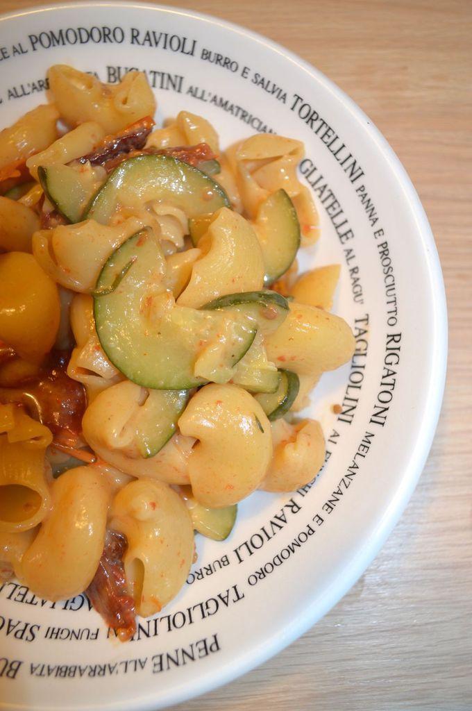 One pot pasta aux saveurs méditerranéennes