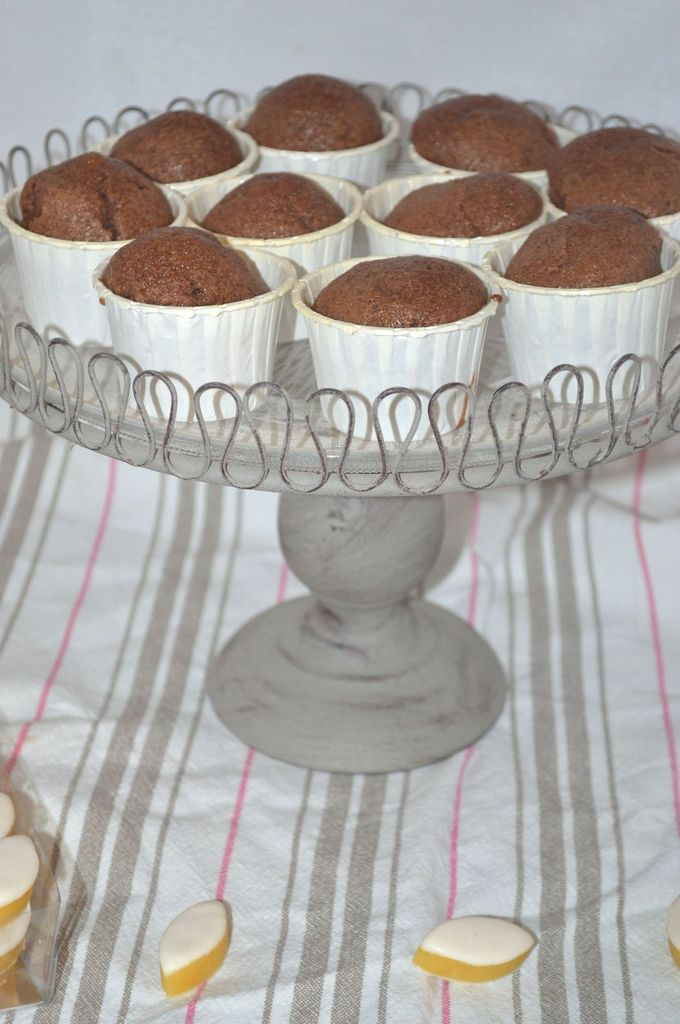 Muffins aux calissons