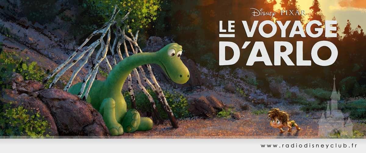 Le nouveau film de Disney-Pixar