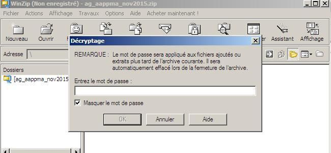 COMMENT PROTEGER UN DOCUMENT PAR UN MOT DE PASSE.