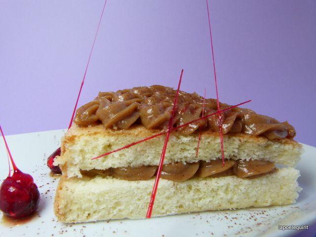 Le gâteau lorrain#2...en habit de fêtes !