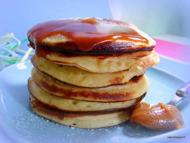 Les kouign ou pancakes bigouden