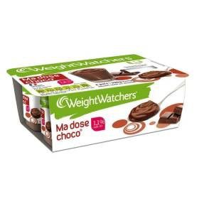 La dose choco WW se trouve en supermarché