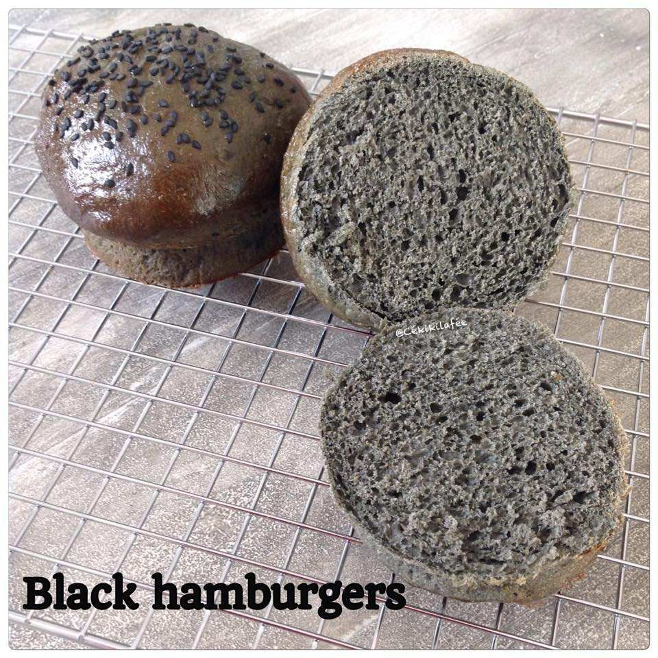 Black Hamburger