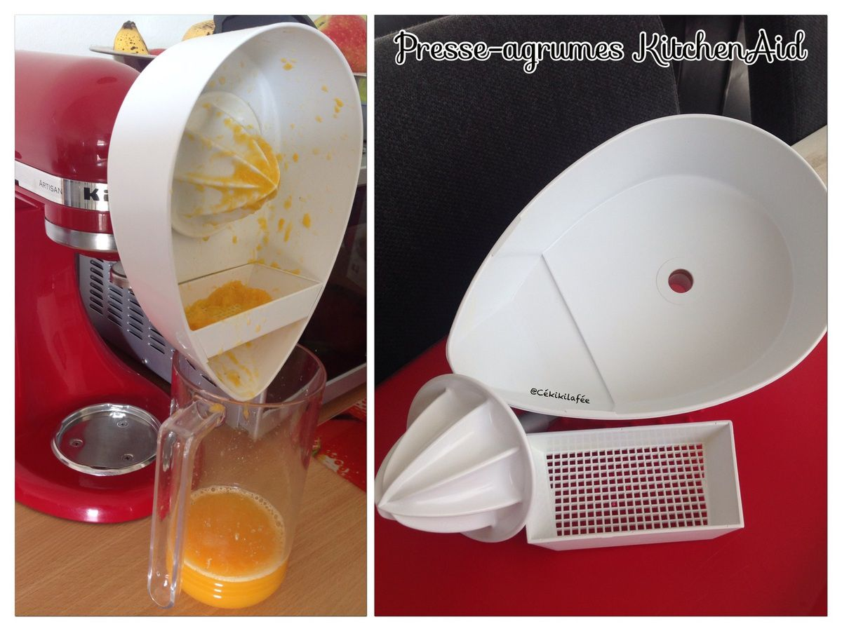 Presse-agrumes KitchenAid