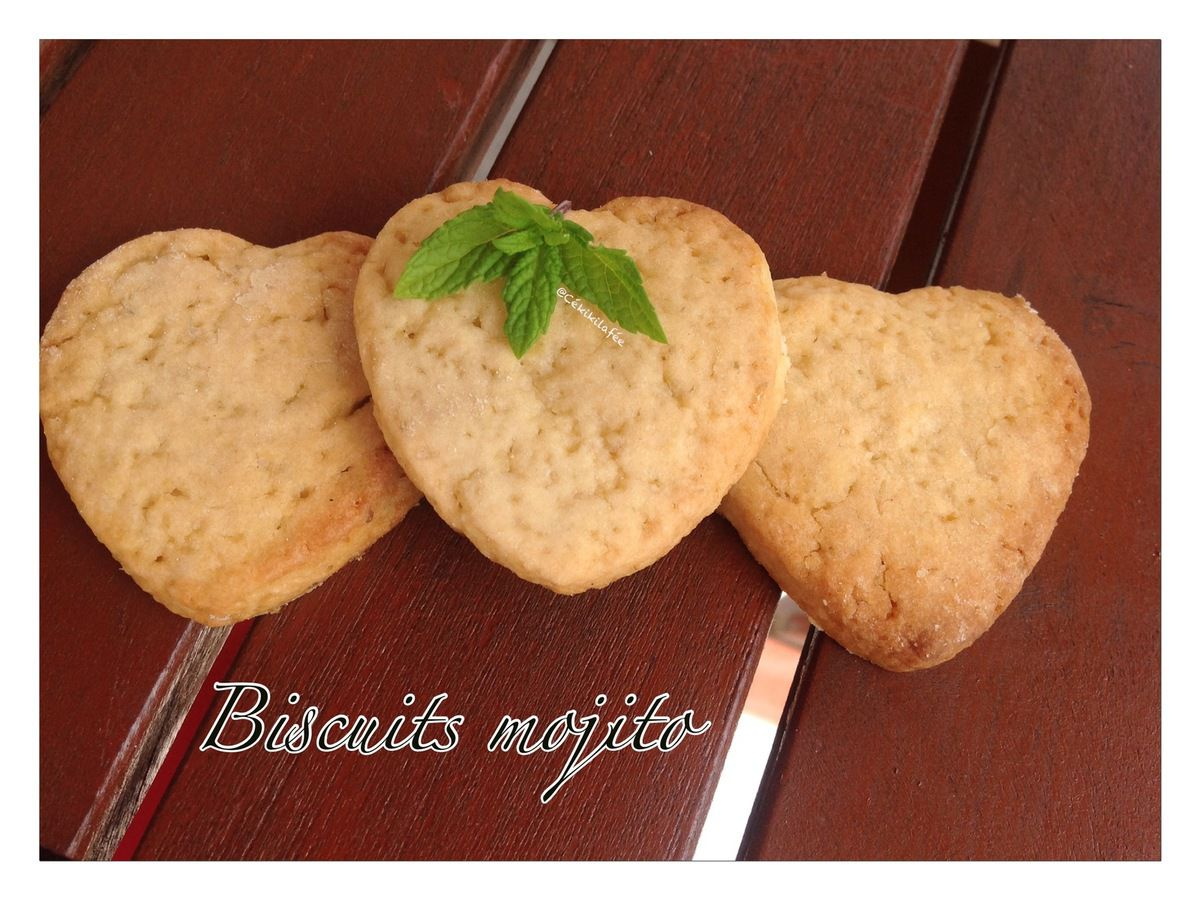 Biscuits Mojito