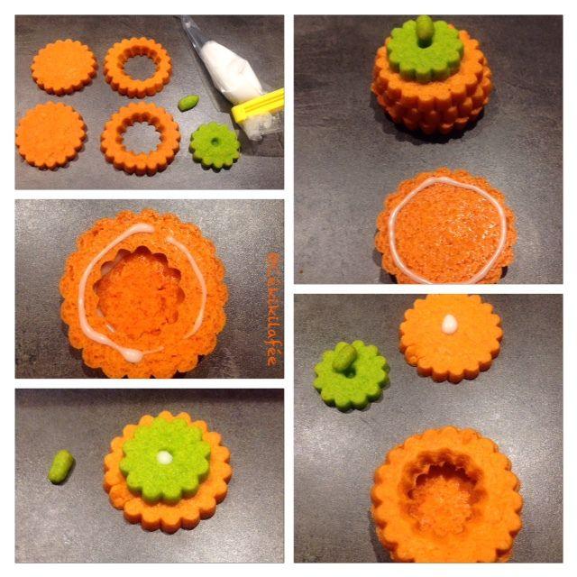 Citrouilles 3D spéciales Halloween