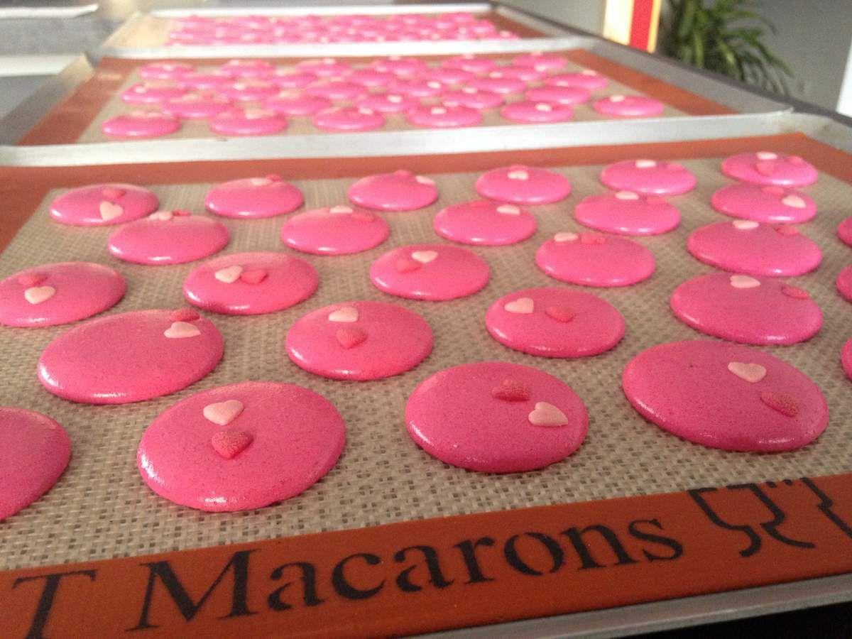 Idées de ganaches pour macaron