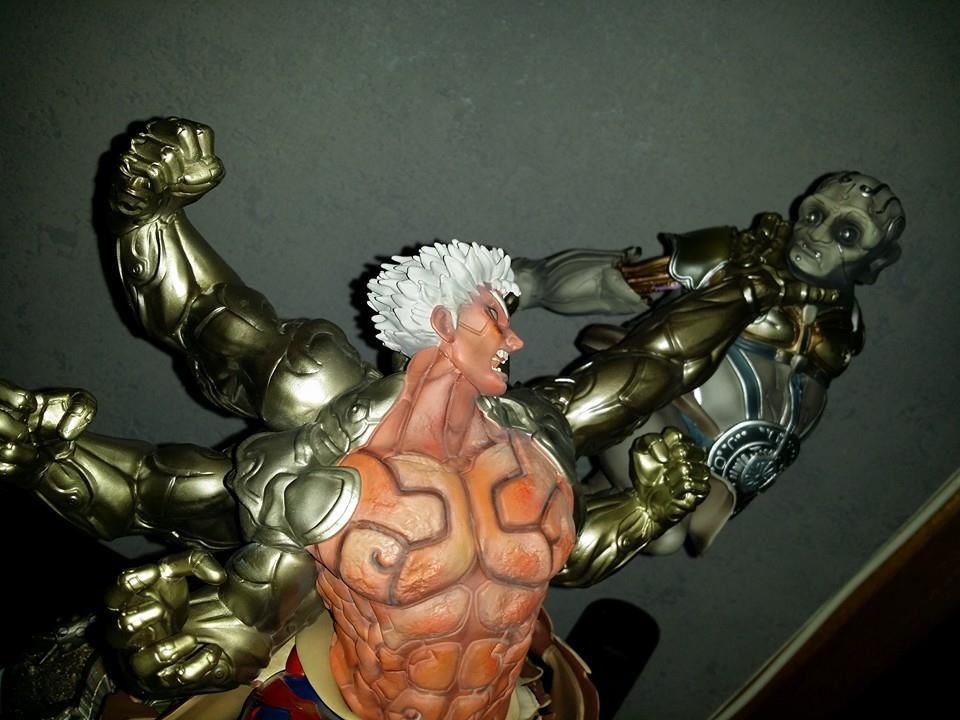 [Unboxing] Tsume Asura's Wrath