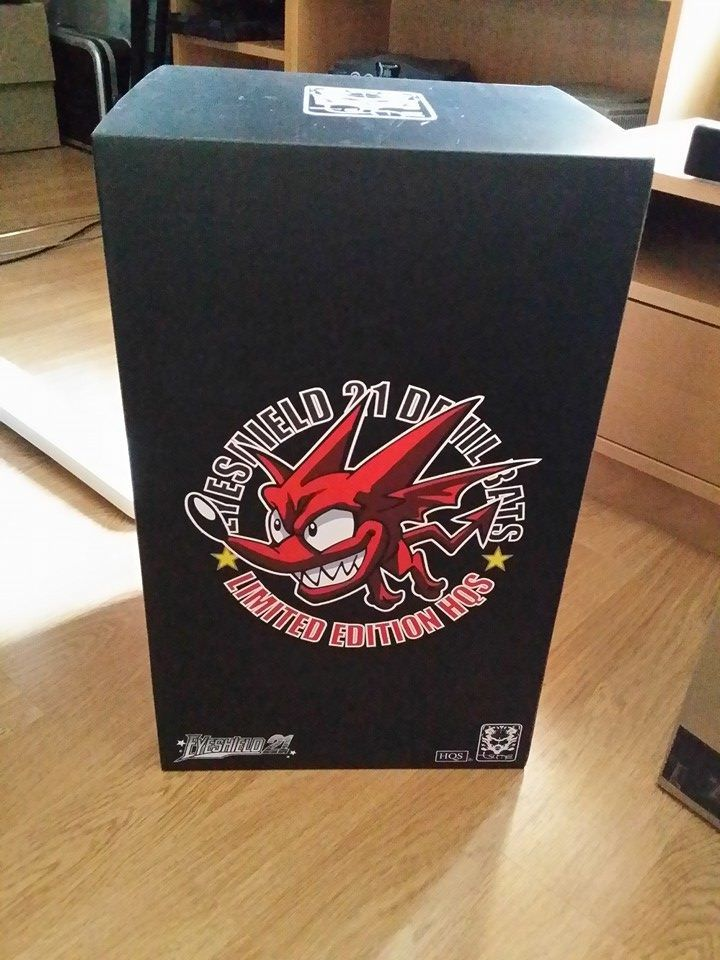 [Unboxing] Tsume Eyeshield 21