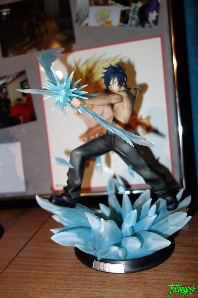[Unboxing] Tsume HQF Grey Fullbuster