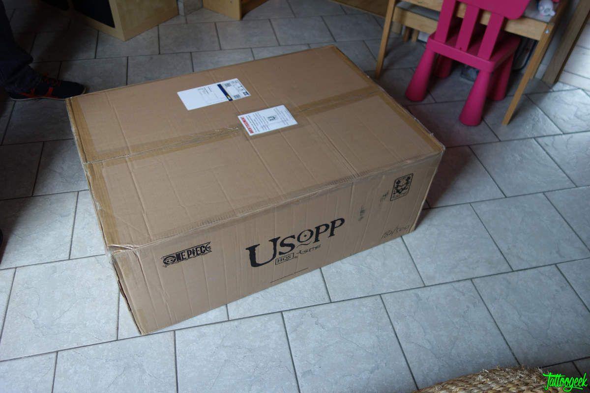 [Unboxing] Tsume HQS Usopp