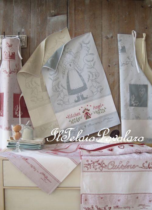 In cucina con la nuova collezione F.lli Graziano - Madame Chantilly