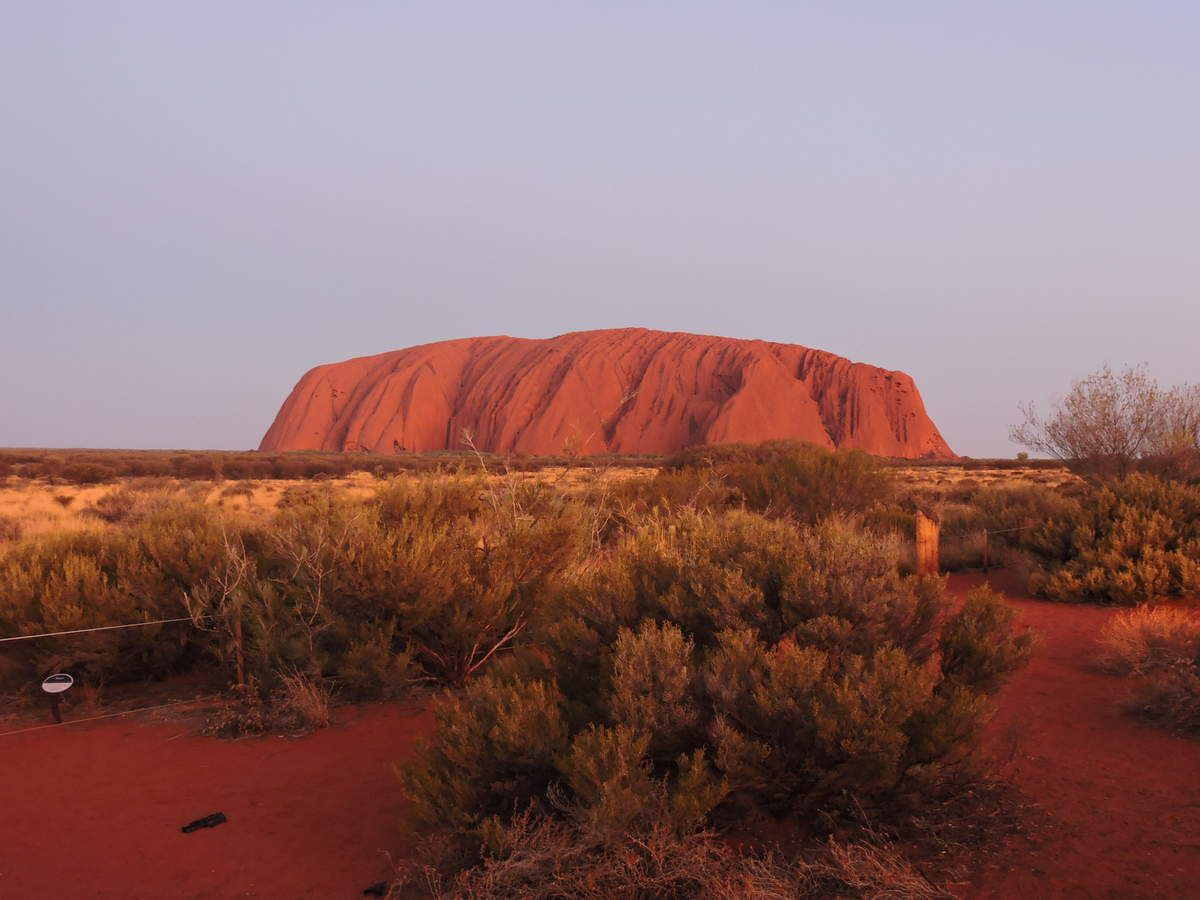 Red Centre &amp&#x3B; Outback