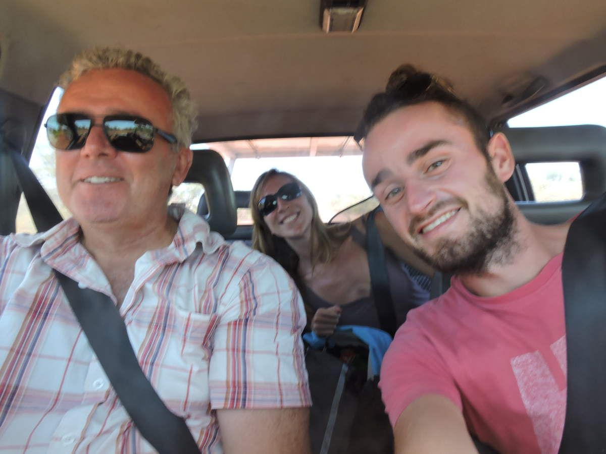 Day trip dans le Kimberley