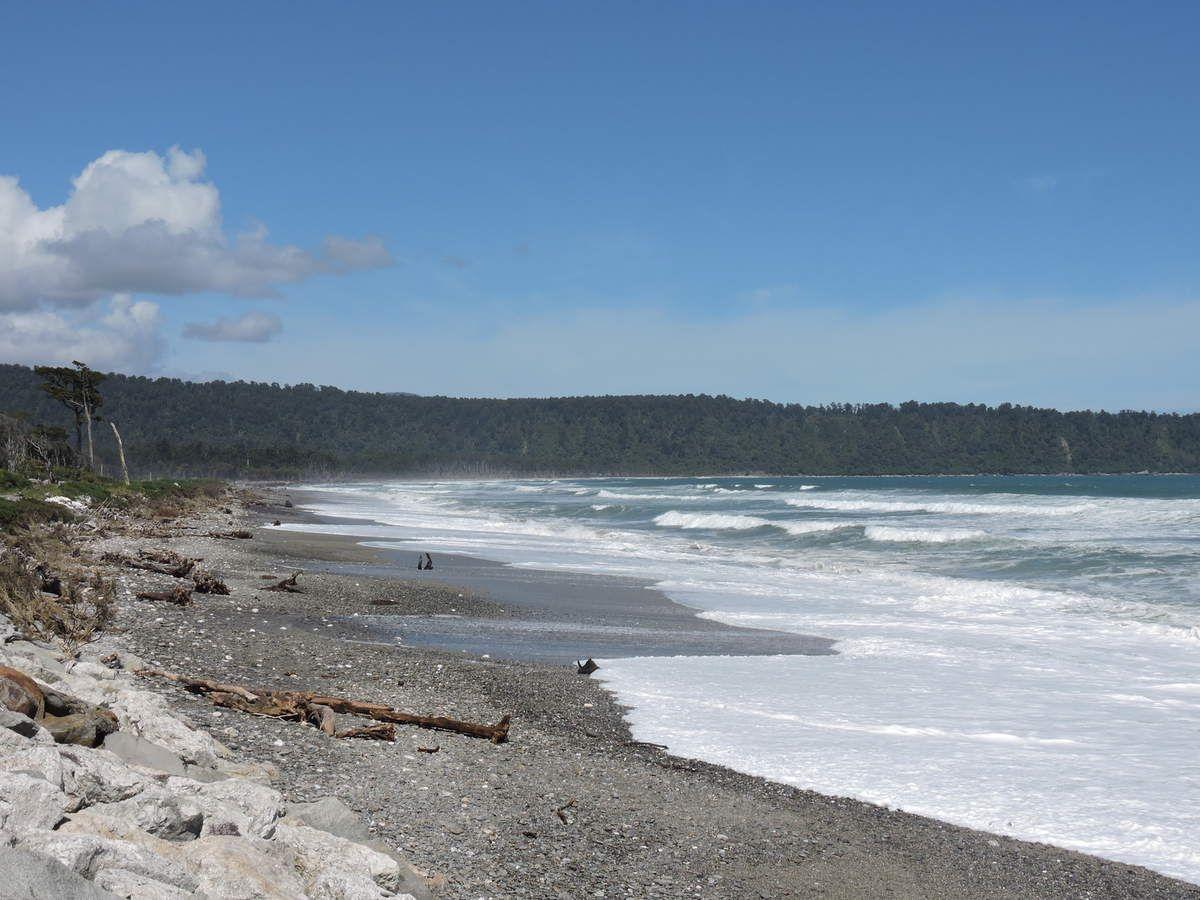 West Coast : Haast to Hotikika