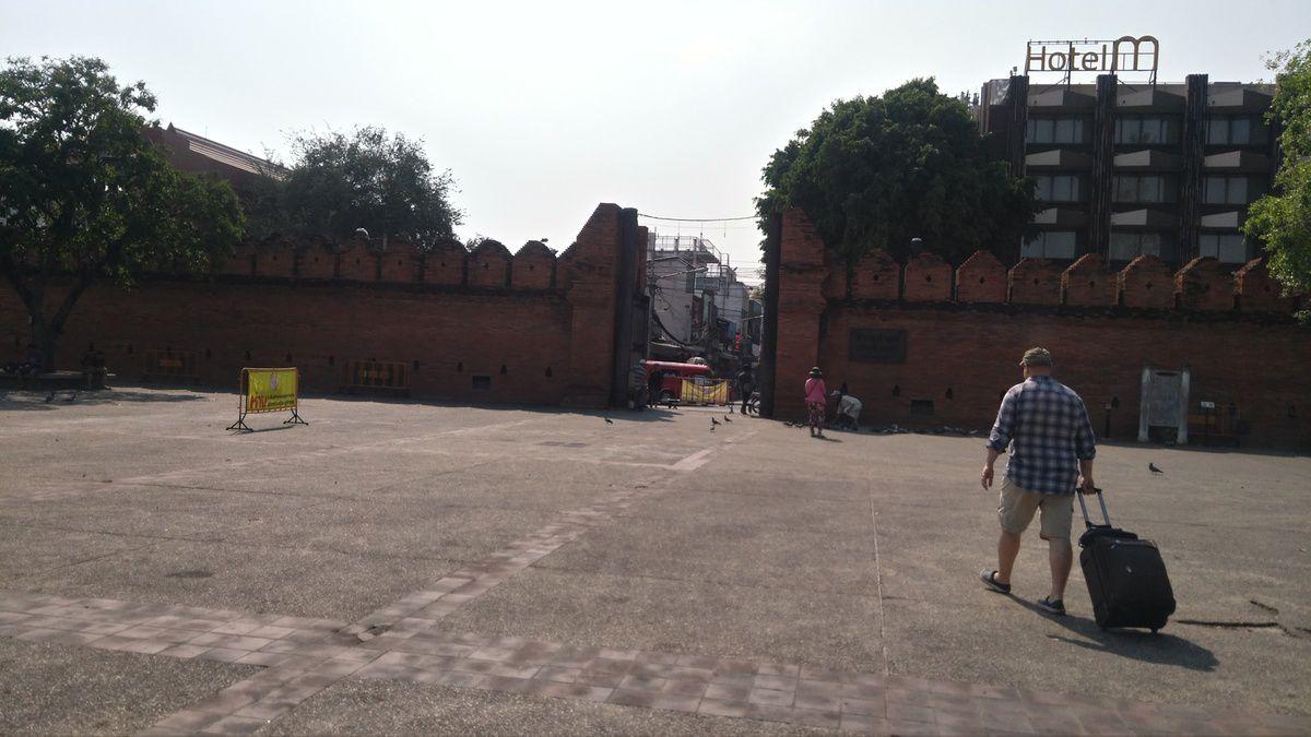 Remparts de la vieille ville - Wall of the city