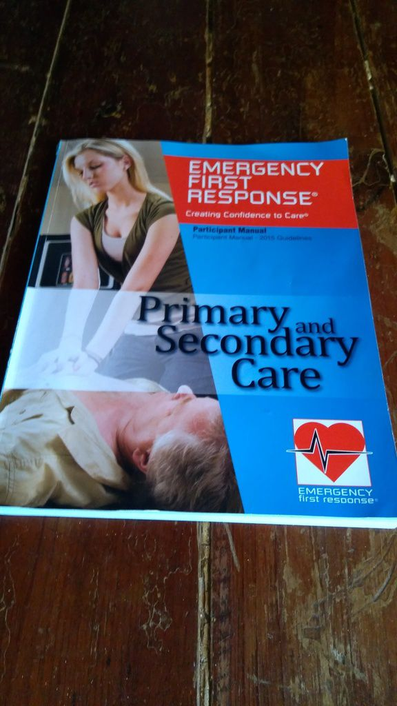 1er secours - primary care