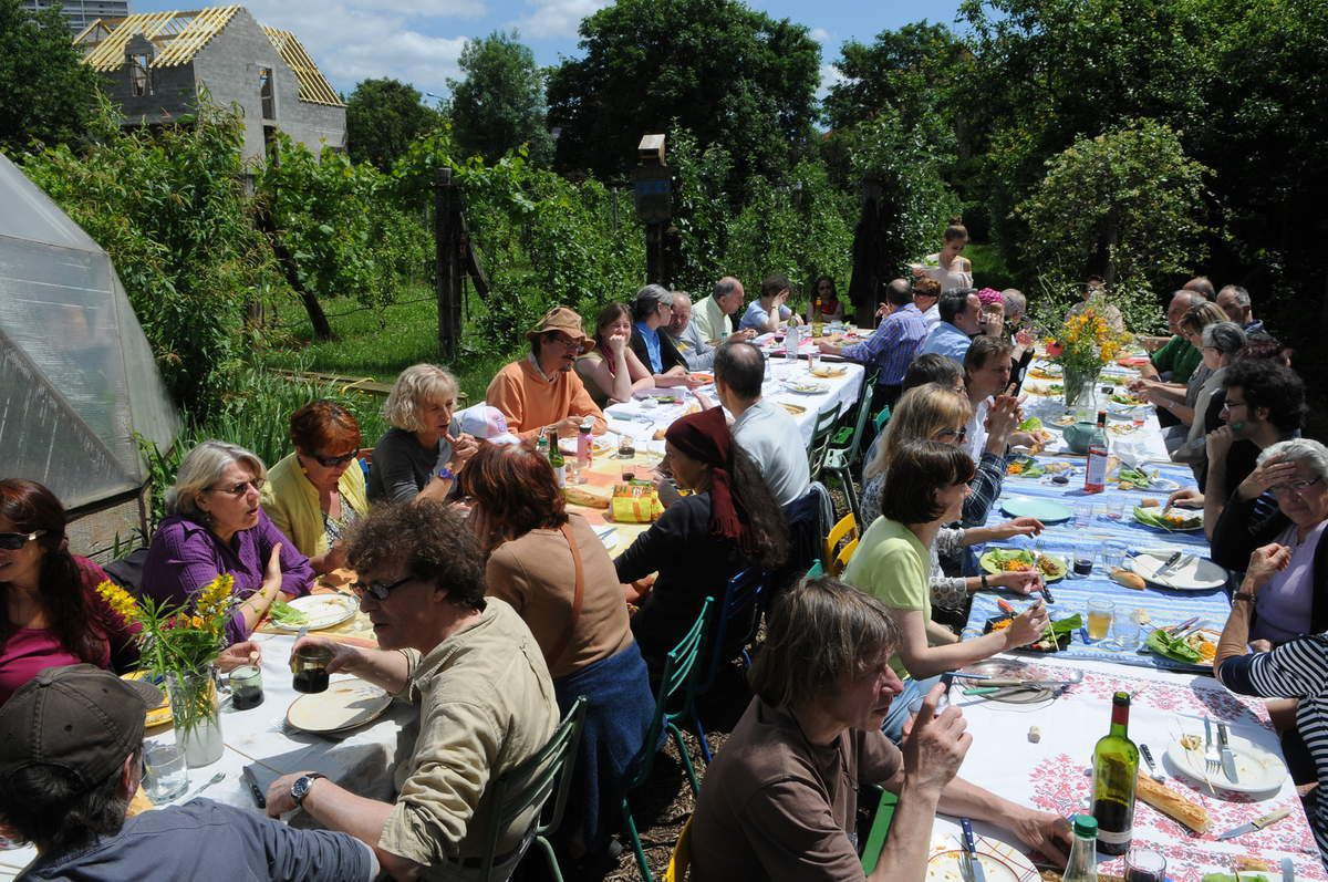 Repas des adherents dimanche 21 juin