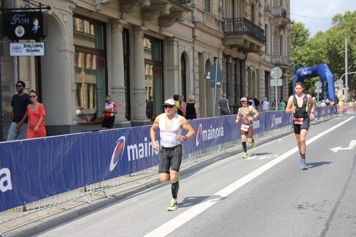 Ergebnisse Ironman 70.3 European Championship Wiesbaden (14.08.2016)