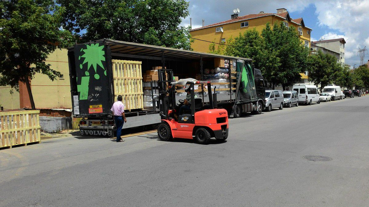 Sütlüce Kiralık Forklift Firmaları, Sütlüce Forklift Kiralama Fiyatları
