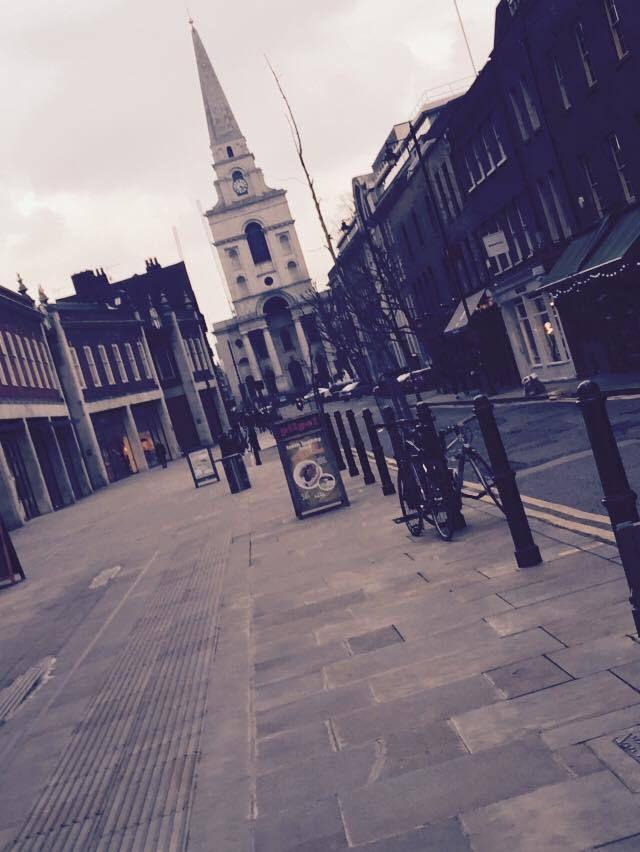 La mia Londra di Ylenia