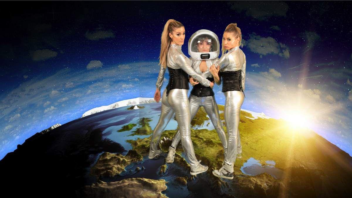 PhotoCall en mode space opera avec Talent Prod