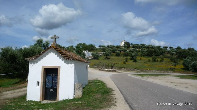 Photos de la région du lac de Povoa (Castelo de Vide - Nisa - Montalvao )