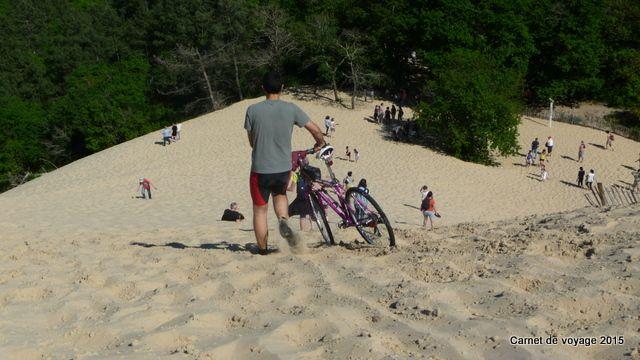 Photos de la dune du Pilat