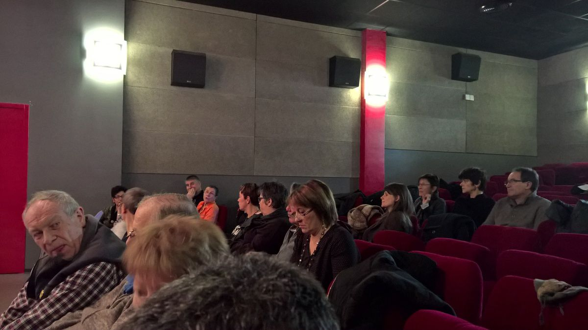 Assemblée Générale annuelle du CinéLaudon