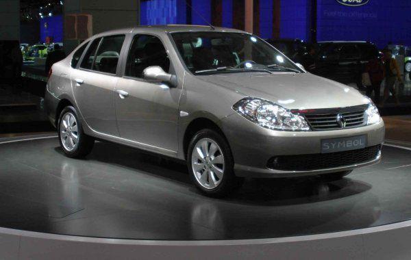 La première Renault algérienne sort des chaines d'assemblage près d'Oran